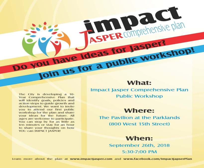 Public Workshop Flyer_Impact Jasper